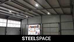 STEELSPACE - Naves prefabricadas metálicas