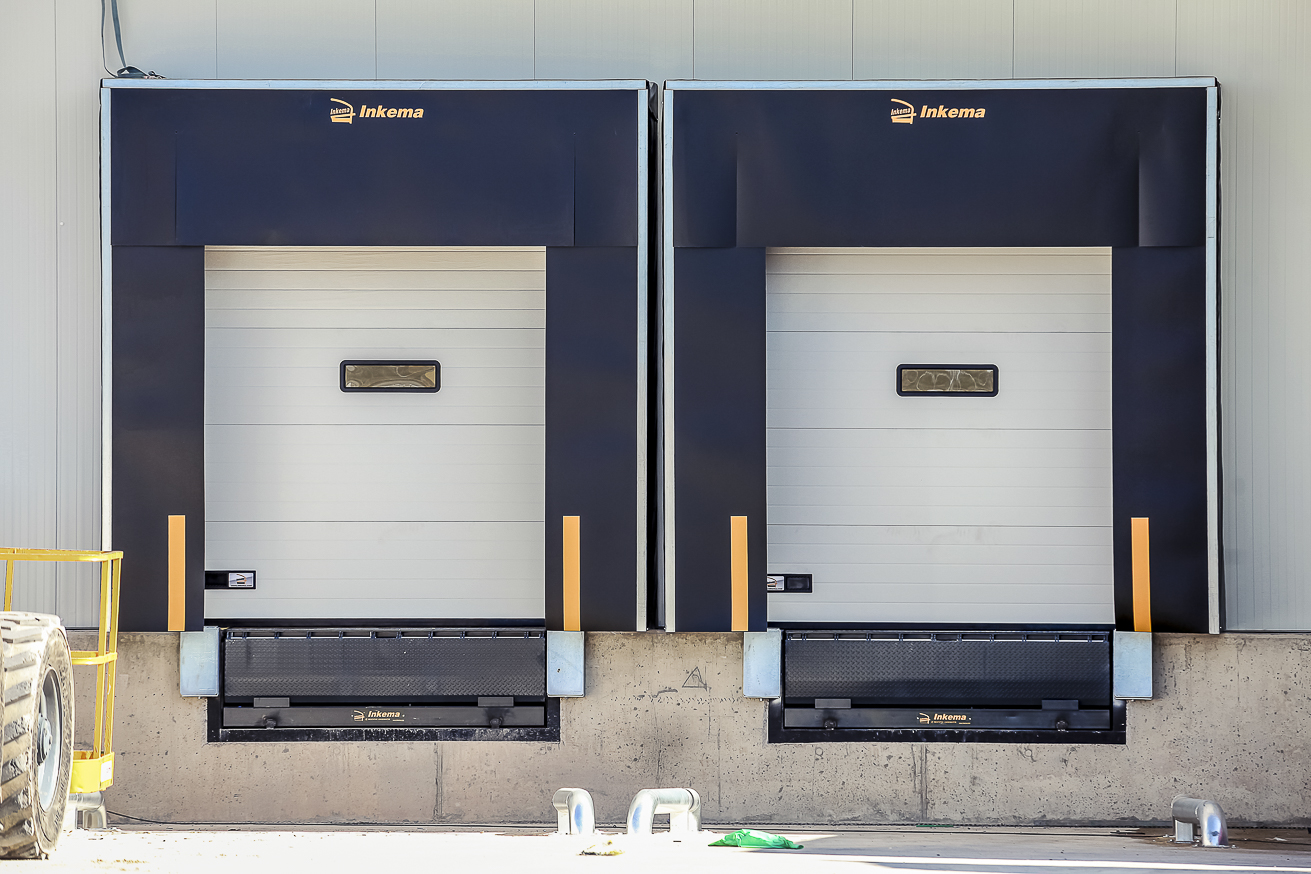 Puertas para muelle de carga