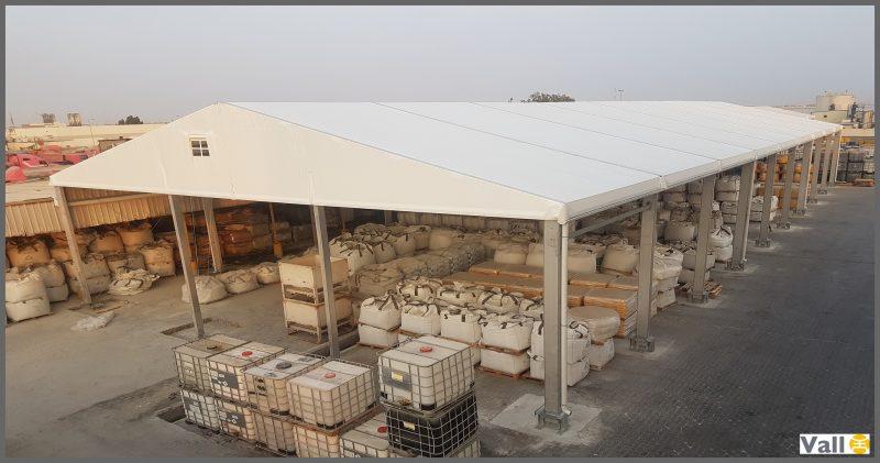 nave industrial desmontable 16 x 46 x 6