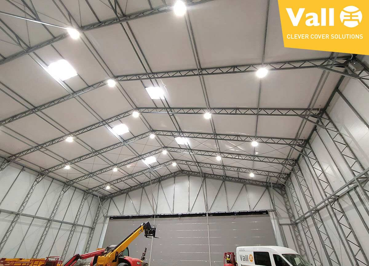 Vall proyecto ITER con nave Maxispace