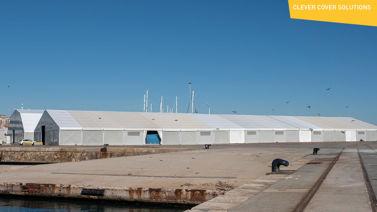 Las ventajas de montar tu centro logístico en un puerto. Eso sí, ¿en cuál?