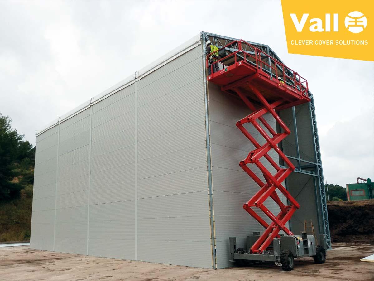 VALL - Principales ventajas de la logística y almacenaje en gran altura.
